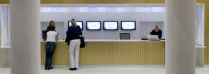 PublicView informatie display hotel